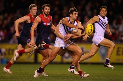 Australian Football League Live – Round 16 – Melbourne vs Fremantle – 5th July