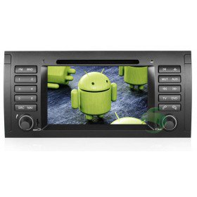 Android 4.0 Auto DVD Player GPS Navigationssystem für BMW X5 E53(2000 2001 2002 2003 2004 2005 2006 2007)