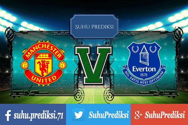 Prediksi Bola Manchester United Vs Everton 17 September 2017