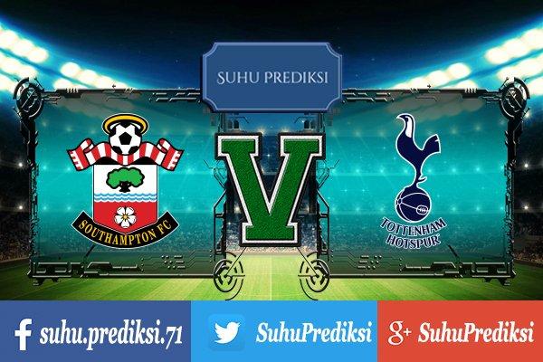 Prediksi Bola Southampton Vs Tottenham Hotspur 21 Januari 2018
