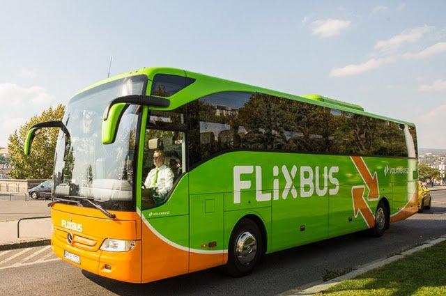flixbus vente flash de billets de voyage en ligne - Coupon France