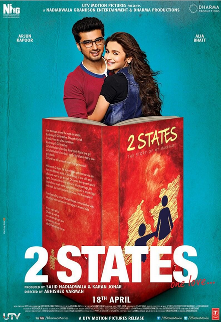 2 States 2014 - Watch Hindi Movies Online Free