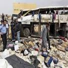 Jordanie: 14 pèlerins palestiniens tués dans un accident de bus - Google zoeken