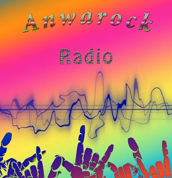 Un nouveau visuel de la radio rock et metal du Maroc. - ANWAROCK LA RADIO ROCK ET METAL DU MAROC.