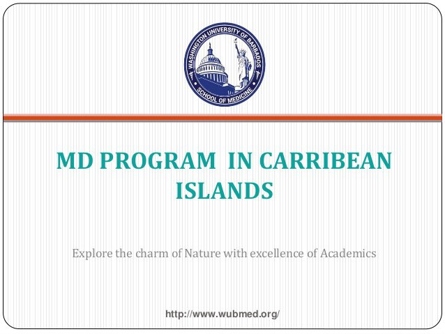 MD Program in Carribean Islands