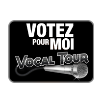 Votez Shasane Fantasia au VOCAL TOUR