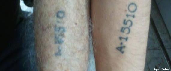 Ces jeunes Israéliens qui se font tatouer le numéro de déportation de leurs grands-parents