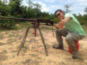 RPG Cambodia | Shooting Range In Phnom Penh