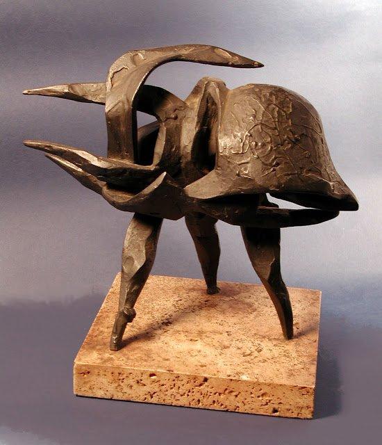 Exposition Art Blog: Dimitri Hadzi - Abstract Sculpture