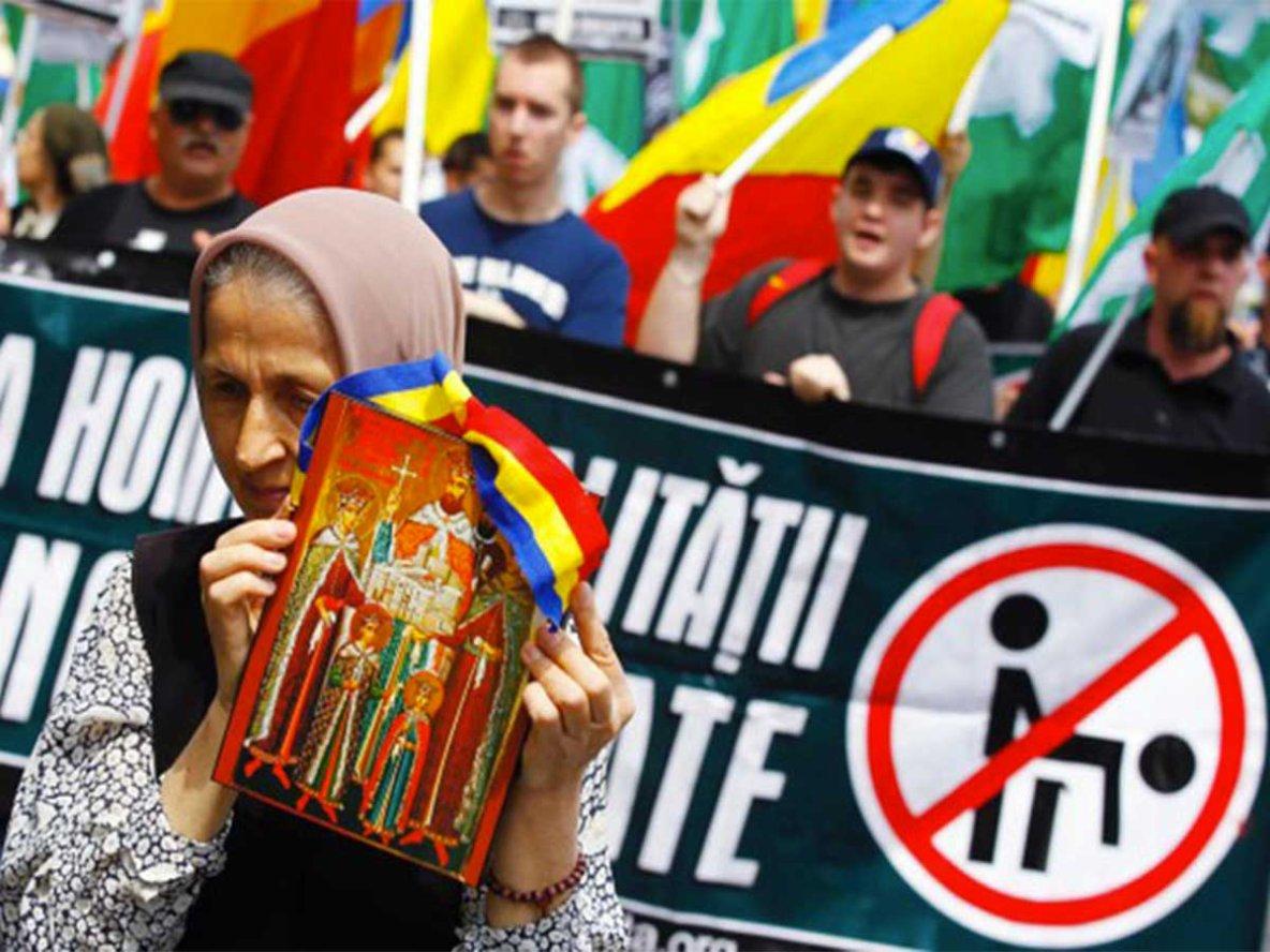 Roumanie : vers un climat encore plus hostile aux LGBT ?