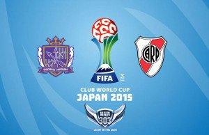 Prediksi Sanfrecce Hiroshima vs River Plate 16 Desember 2015