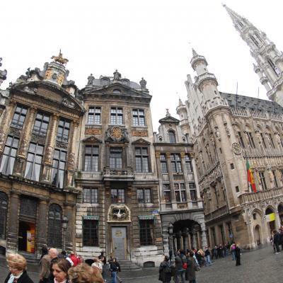Bruxelles, 21e ville du monde où il fait bon vivre