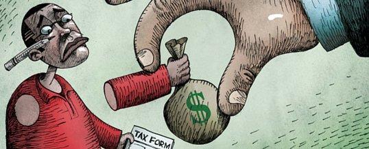 Faible impôt contre aucun impôt: Pourquoi est-ce important