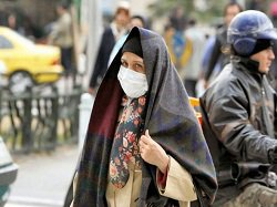 Air pollution in Iran is equally lethal like nuclear weapons