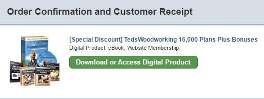 Ted's Woodworking a Controversial Product That Delivers on Value