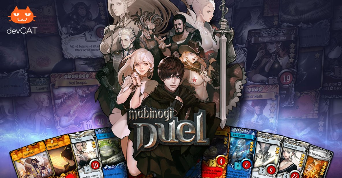 Mabinogi Duel to be launched by Nexon Korea soon
