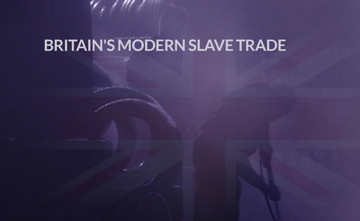 Britain's Modern Slave Trade - Al Jazeera English