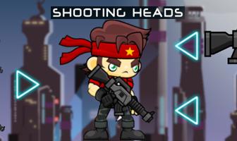 Shootingheads - Get ready to start shooting heads game - RimSim Games
