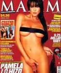 Pamela David in Maxim | Free People