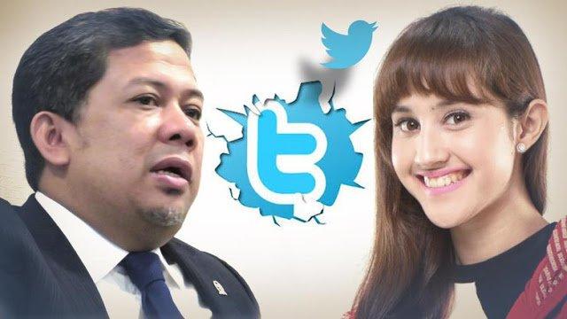 Fahri Hamzah 'Kuliahi' Tsamara tentang Politik Lewat Twitter - Berita Harian Indonesia