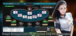 Poker Online: Memperoleh Keuntungan Dengan Bermain Ceme Di Android