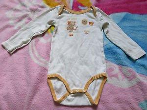 lot 2 bodys garçon 18 mois marque Tex, Kokinou PROMOTION
