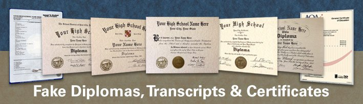 Buy College Degree Online | Fake University Transcripts