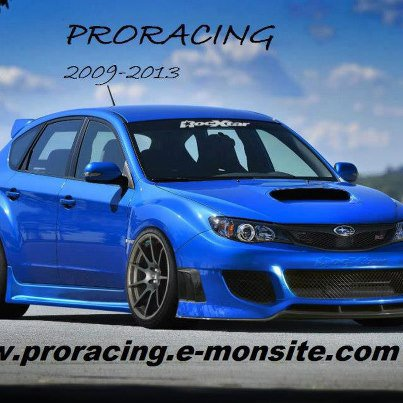 Proracing 2012