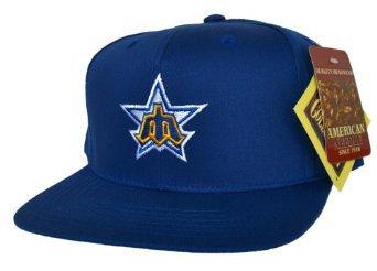 Casquette Neuve Ajustable Officielle MLB - SEATTLE MARINERS Snapback - Casquette Bleue Royal: Amazon.fr: Bienvenue