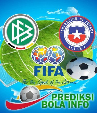 Prediksi Jerman Vs Chili 23 Juni 2017
