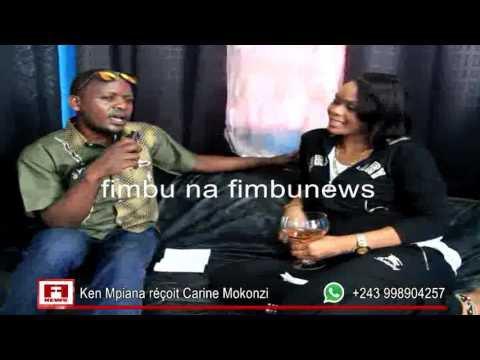 "Regardez ""CARINE MOKONZI ASAMBWISI PAPY KAKOL NA ADT NA MICRO YA KEN MPIANA."" sur YouTube"