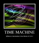 Time Machine - dj' Marcos Haralambos Dian Mixian.Sampa City 2011