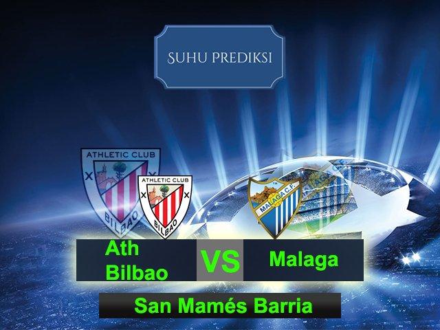 Prediksi Bola Athletic Bilbao Vs Malaga 6 Maret 2017