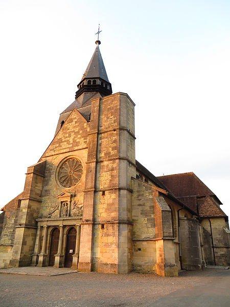 Eglise à Clermont-en-Argonne - PA00106507 - Monumentum