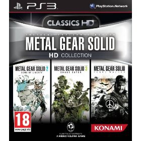 Metal Gear Solid HD Collection: Playstation 3: Amazon.fr: Jeux vidéo