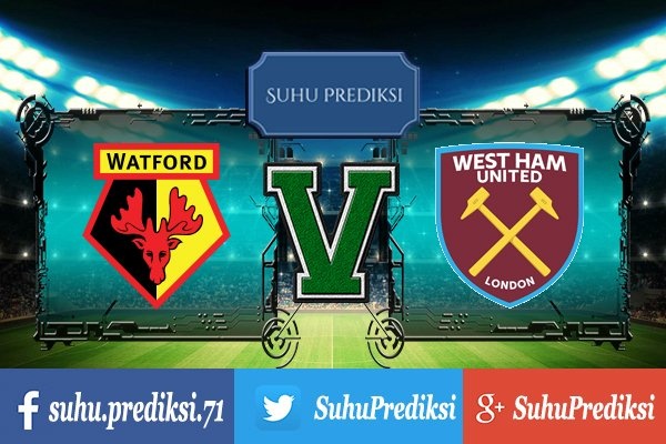 Prediksi Bola Watford Vs West Ham United 19 November 2017