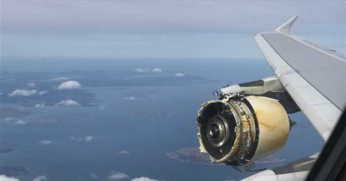 Investigation begins into 'serious' Airbus A380 engine failure