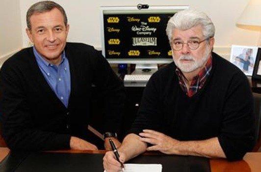 STAR WARS UNIVERSE.COM | Actualité La Saga | [MAJ] Le futur est en marche, Disney rachète Lucasfilm