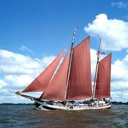 Westenwind | De schepen van Holland Sail