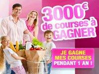 CONCOURS 300€ SHOPPING : jeu gratuit concours & loteries