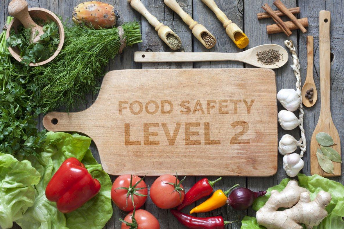 online food hygiene course level 2