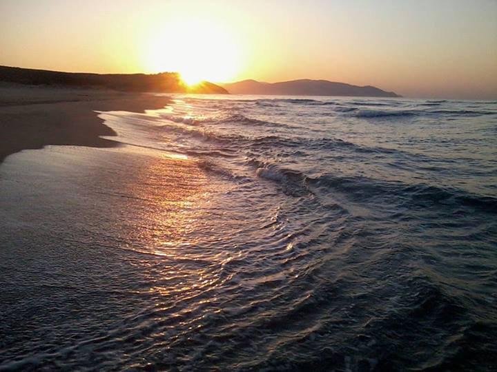 couché de soleil <3 :)
