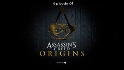 Jeux vidéos Clermont-Ferrand sylvaindu63 - assassin's creed origine épisode 01 (La découverte ) - vidéo Dailymotion