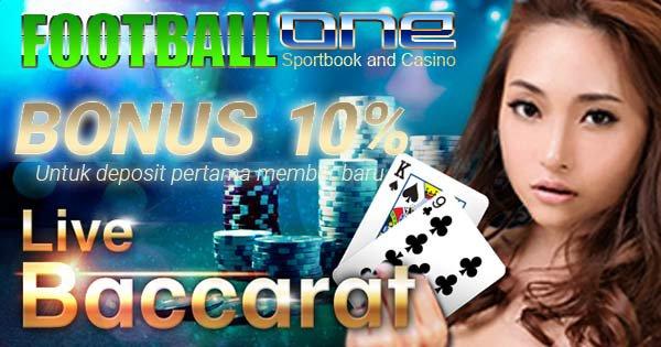 Deposit Baccarat Online Termurah