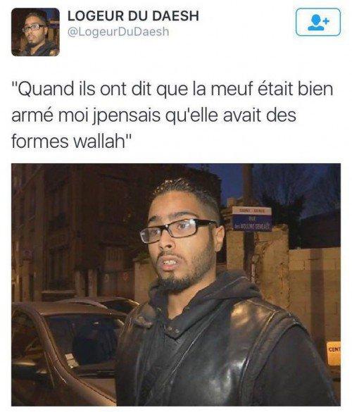 posts - Insommiaque shopping | Photos : De nombreuses parodies du logeur présumé des terroristes !