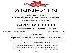 Annonce 'Super loto spécial bons d'achat 20 à 300 €'