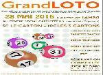 Annonce 'Grand loto'