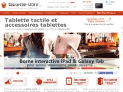 Tablette Store : le 1er site spécialiste de la tablette tactile et de ses accessoires !