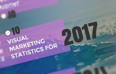 just free learn : 10 Visual Content Marketing Trends that will Dominate Social Media in 2017 (infographic)
