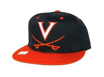 Casquette Neuve Ajustable Officielle NCAA - UNIVERSITE DE VIRGINIE CAVALIERS Snapback - Casquette Bleue Marine/Orange: Amazon.fr: Bienvenue